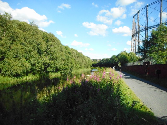 Forth & Clyde Canal, Temple