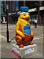 SP0787 : 'Honey Bear Honey Bottle' by John M