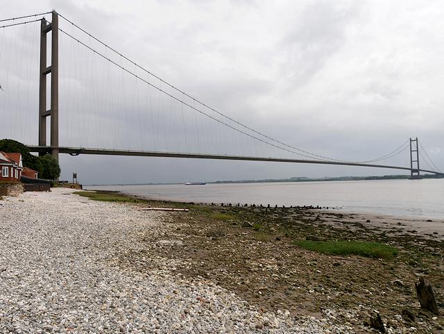 Hessle Foreshore, West of the Humber Bridge