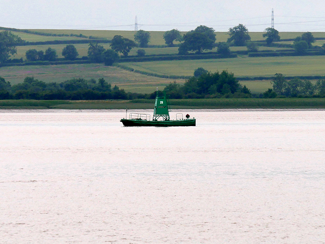 Humber Estuary Light Float/Buoy Number 29