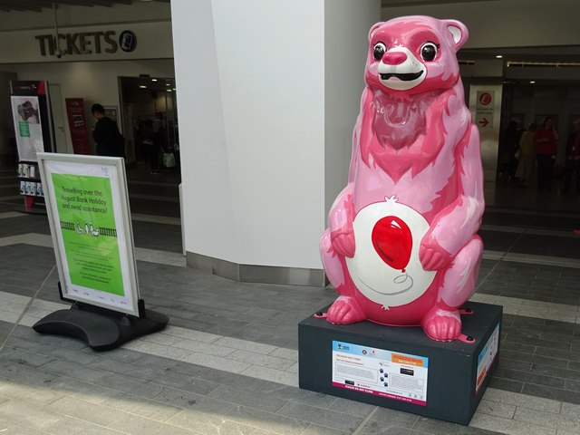 'The Bear that Cares'
