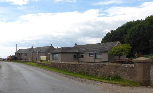 Lauriston Castle estate
