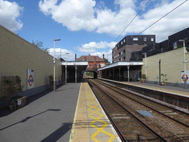 Southbury station