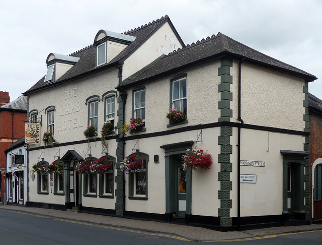 The Barrels, St Owen's Street, Hereford