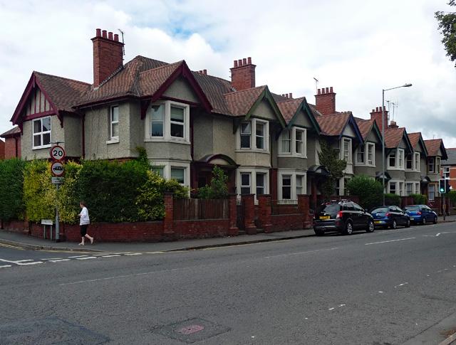 106-120 St Owen's Street, Hereford