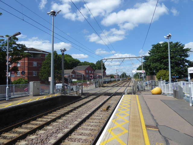 Brimsdown station