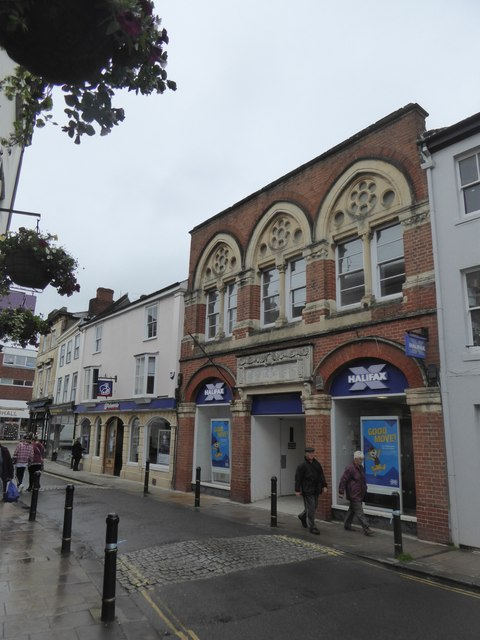 Offices of Halifax, formerly Oddfellows Hall