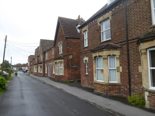 Houses on Rotherstone, Devizes