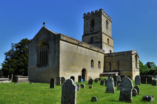 Stanton Harcourt, St. Michael's Church