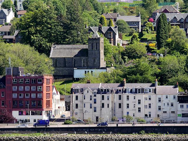 The MacIntosh Memorial Church of Scotland Former Free Church