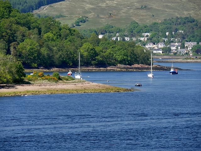 Camusnagaul, Loch Linnhe