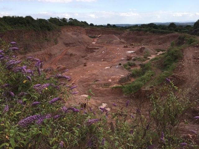 Ton Mawr Quarry, Taffs Well
