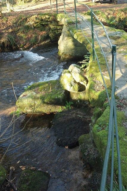 Clapper bridge, Trecarne