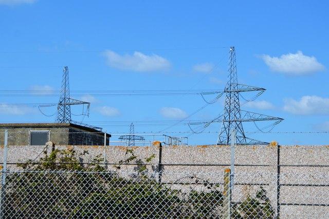 Pylon, Lydd Camp