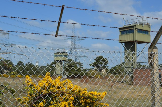 Watch towers, Lydd Camp