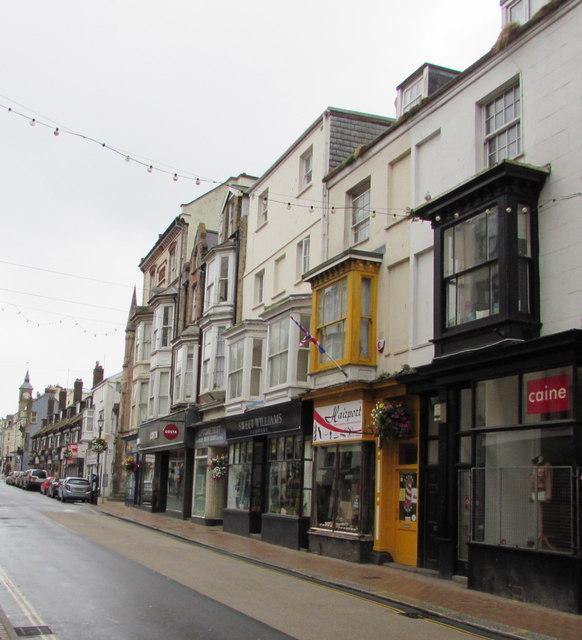 Caine, High Street, Ilfracombe