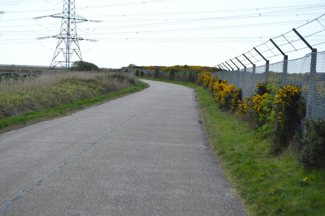 Military access Road (Galloways Rd)