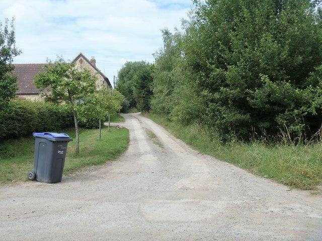 Lane meets road