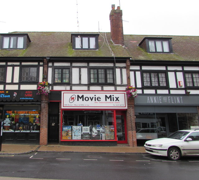 Movie Mix in Ilfracombe
