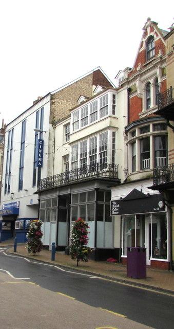 The British Coffee House, Ilfracombe