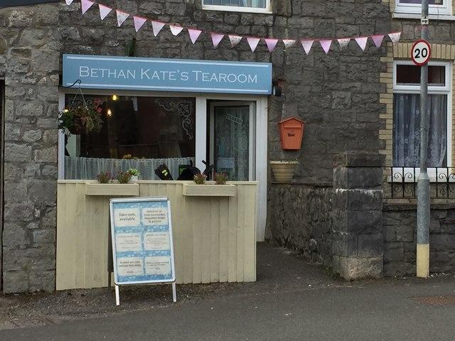 Bethan Kate's Tearoom