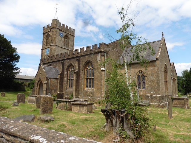 St Michael's Church, Haselbury Plucknutt
