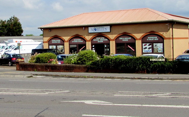 Pearce Brothers Mobility Shop, Yate