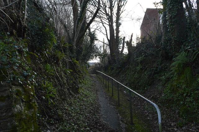 Footpath, Eggbuckland