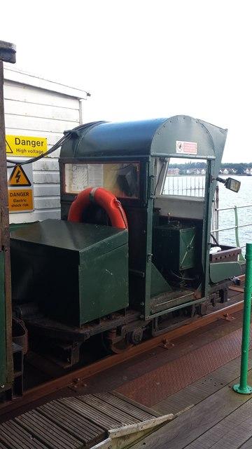 Locomotive, Hythe Pier Railway