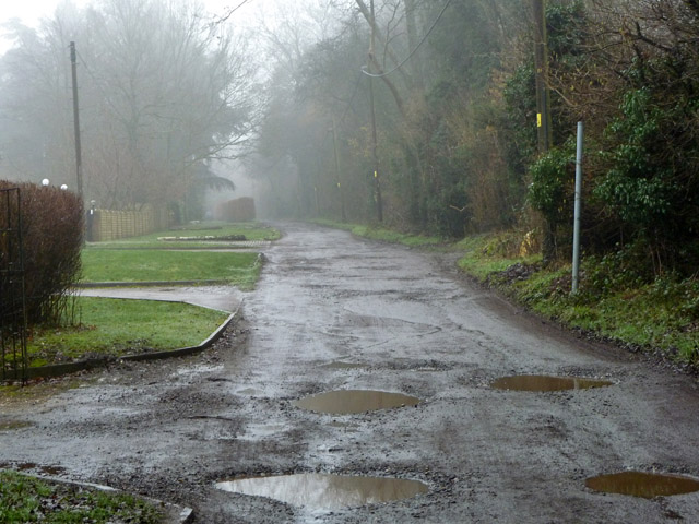 Kingswood Way, Selsdon, 2011