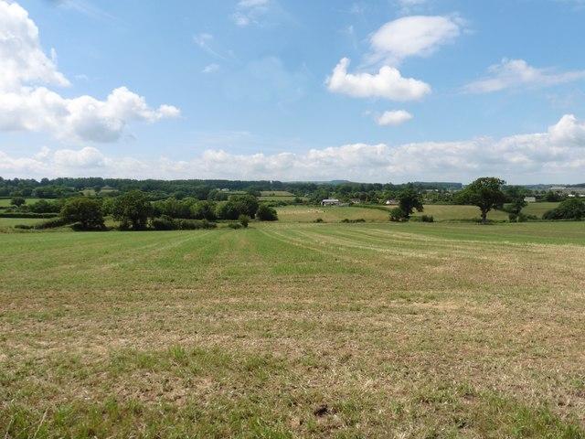 Farmland in Broad Valley