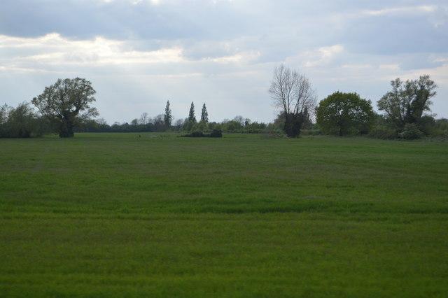 Farmland, Milton Fen