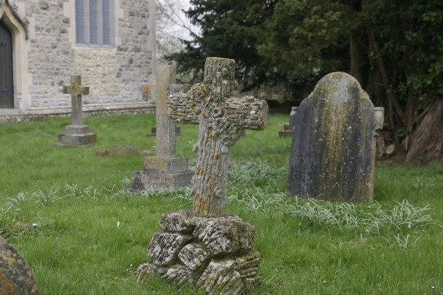 Crosses & Headstone