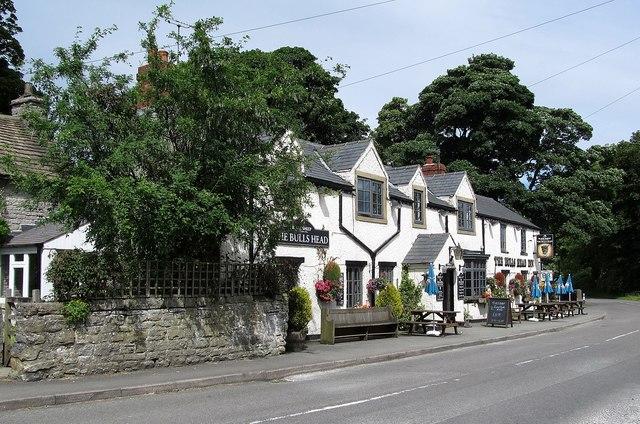 Foolow-The Bull's Head Inn