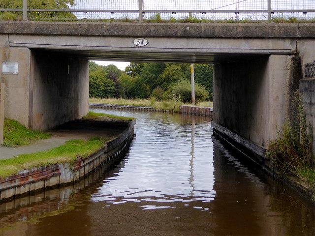 Maestermyn Bridge south-west of Welsh Frankton, Shropshire