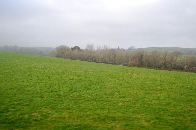 Near Venton Cross