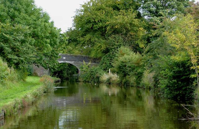 Rodenhurst Bridge near Lower Frankton in Shropshire