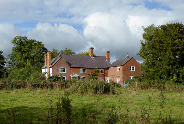 Frankton Farm in Shropshire