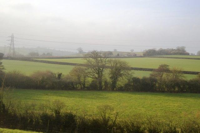 South Devon Landscape