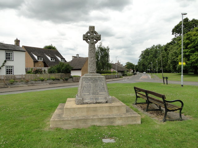 Swaffham Bulbeck War Memorial