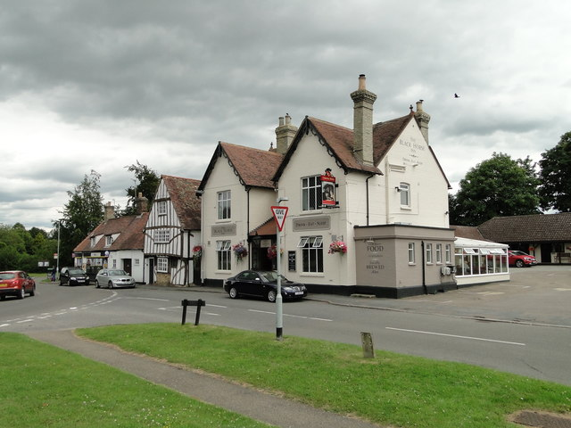 The Black Horse at Swaffham Bulbeck