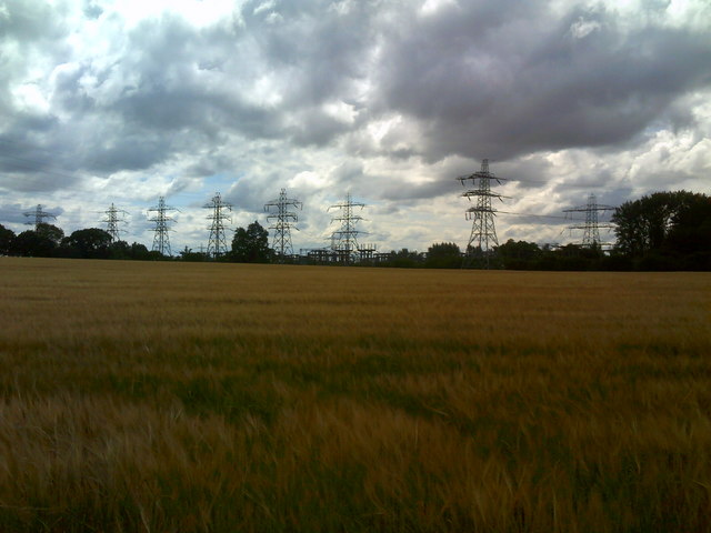 Eight Pylons