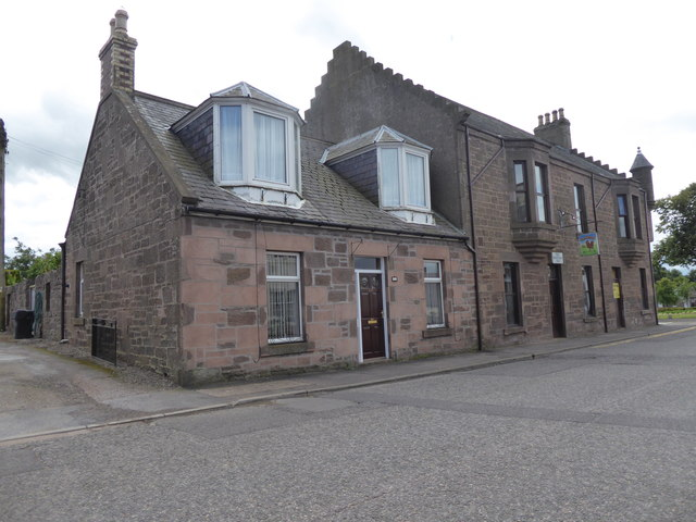 The Western Inn, Laurencekirk