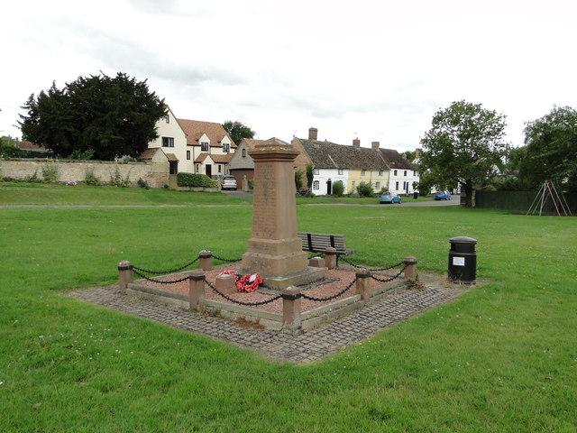 Reach War Memorial
