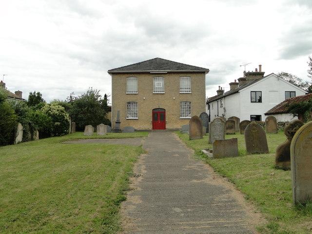 Burwell Baptist church