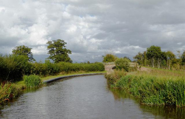 Llangollen Canal near Lower Frankton
