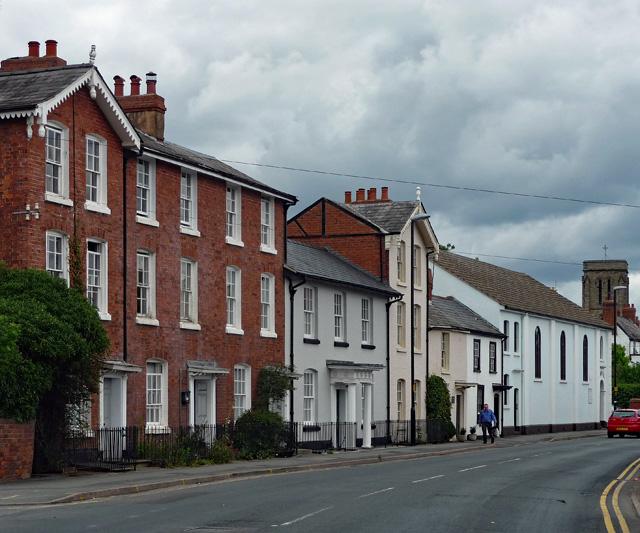 18-28 Barton Road, Hereford