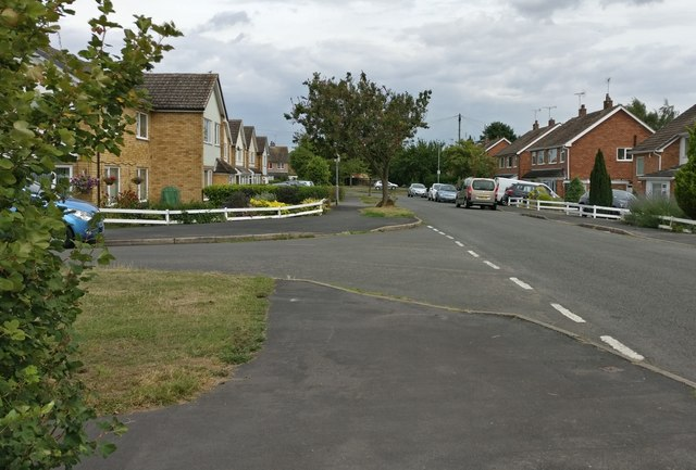 Sycamore Way in Littlethorpe