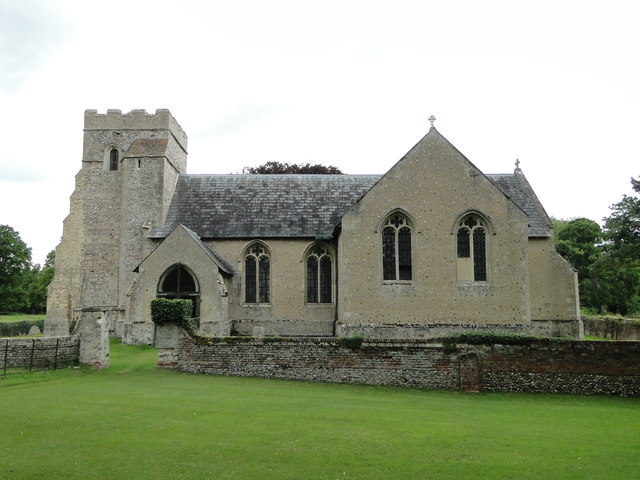 Landwade St. Nicholas' church