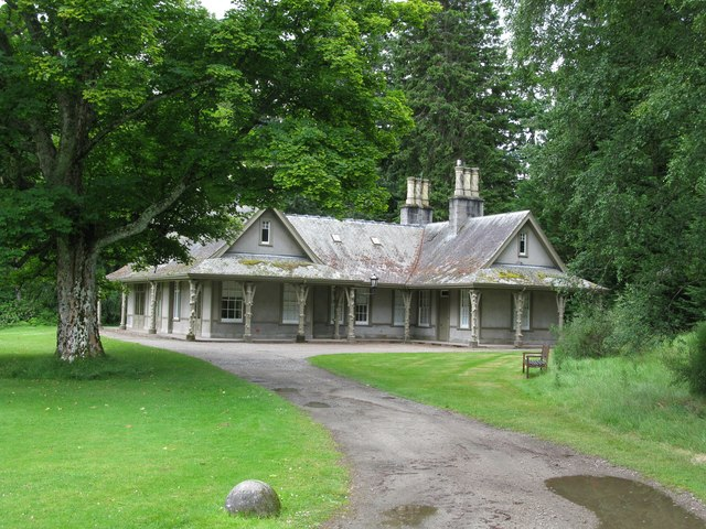The Garden Cottage, Balmoral Castle